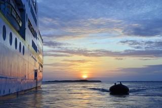 Asien-Kreuzfahrten mit der MS Hamburg / © Plantours Kreuzfahrten