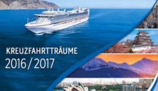 "Princess Cruises: Neuer Katalog 2016/2017 ""Fire & Ice"""