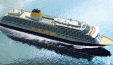 Spirit of Discovery: Brennstart des Saga Cruises Neubau auf der Meyer Werft