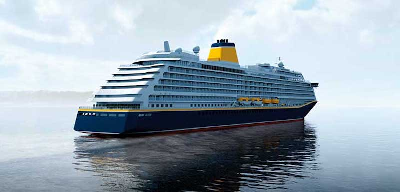 Saga Cruises Neubau - Spirit of Discovery / © Saga Cruises