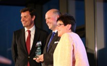 Preisverleihung: Seatrade Cruise Awards 2015 in Hamburg