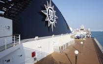 UEFA Champions League auf  See  mit SKY & MSC Kreuzfahrten