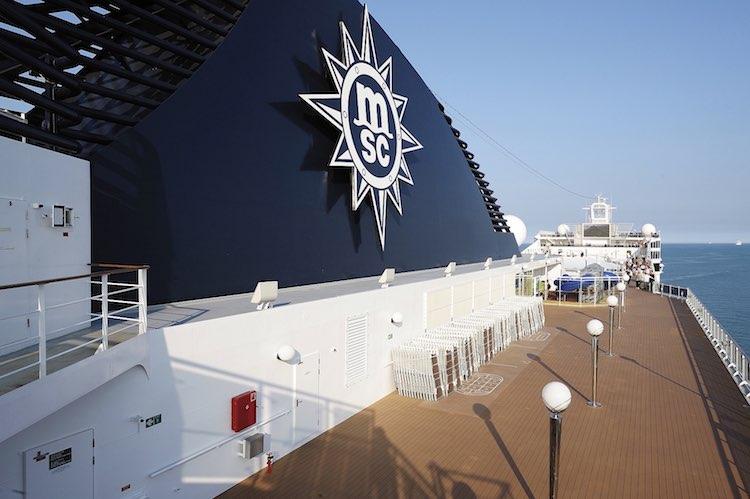 MSC Kreuzfahrten investiert allein 15 Millionen Euro in Deutschland für die Neupositionierung