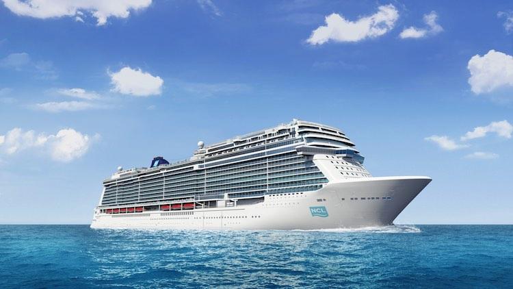Meyer Werft Neubau für Norwegian Cruise Line ist für chinesischen Markt bestimmt / © Norwegian Cruise Line