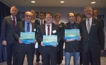 Partner des Jahres 2014 wurden von der Neptun Werft geehrt