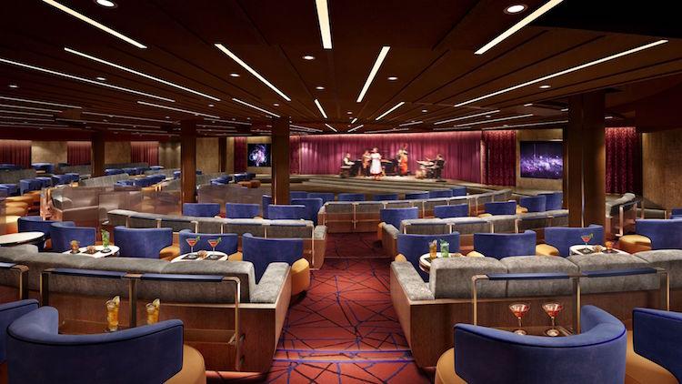 Grandsalon der Seabourn Encore / © Seabourn Cruise Line