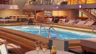Patio Bar der Seabourn Encore / © Seabourn Cruise Line