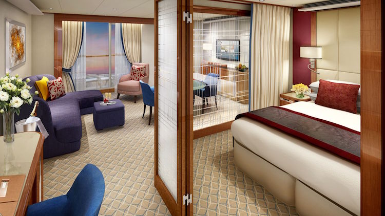 Penthouse Suite der Seabourn Encore / © Seabourn Cruise Line
