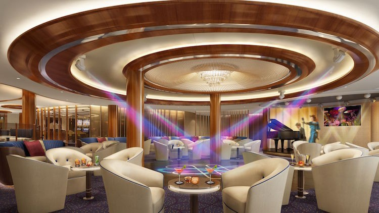 The Club der Seabourn Encore / © Seabourn Cruise Line