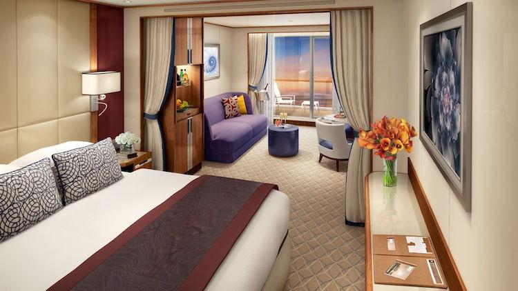 Veranda Suite der Seabourn Encore / © Seabourn Cruise Line