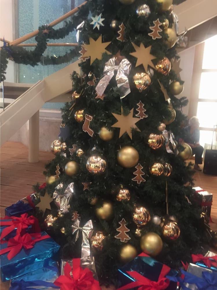 Weihnachtsbaum Mein Schiff 1
