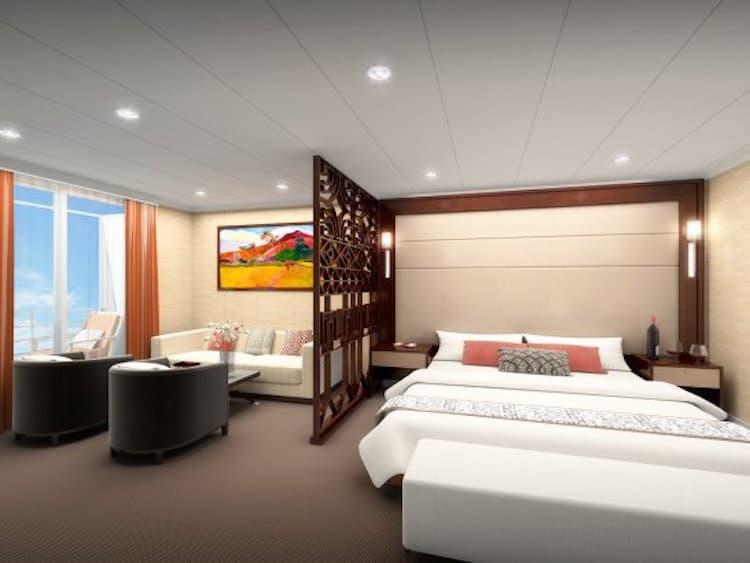 Aranui 5: Premium Suite / © Aranui