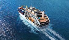 Aranui 5: Luxus-Postschiff für Fracht und Passagiere