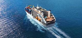 Aranui 5: Luxus Passagier- und Frachtschiff auf der Postschiffroute in der Südsee / © Aranui
