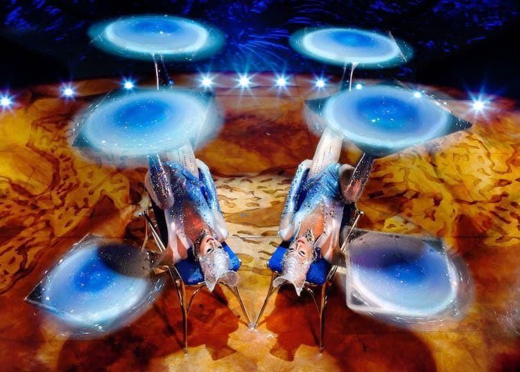 Cirque Du Soleil debütiert auf hoher See / © MSC Kreuzfahrten