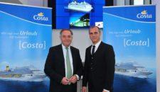 Costa schickt sechs Flieger nach Rostock-Laage  in der Woche