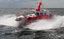 DGzRS bestellte drei neue Seenotrettungsboote