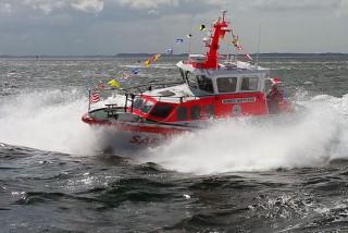 DGzRS bekommt drei neue Rettungsboote für die freiwilligen Stationen / © DGzRS
