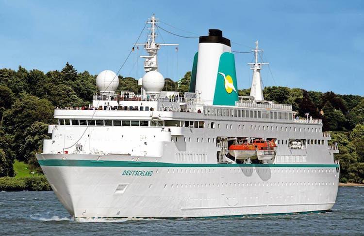 Phoenix Reisen unternimmt Kreuzfahrten mit der MS Deutschland in 2016 / © Phoenix Reisen