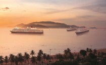 Cunard Line bietet Aktionsfläche in Kiel + Gewinnspiel !