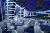 Show Lounge für Cirque Du Soleil auf der MSC Meraviglia / © MSC Kreuzfahrten