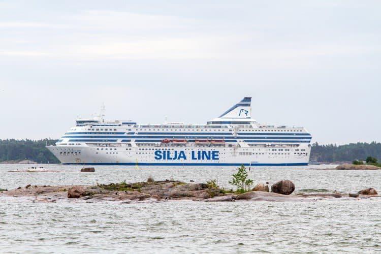 Silja Serenade wird modernisiert / © Tallink Silja
