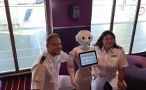 """AIDAprima & Costa Diadema haben Roboter """"Pepper"""" an Bord"""