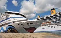 AIDA & Costa legen Vertrieb zusammen in Nordeuropa