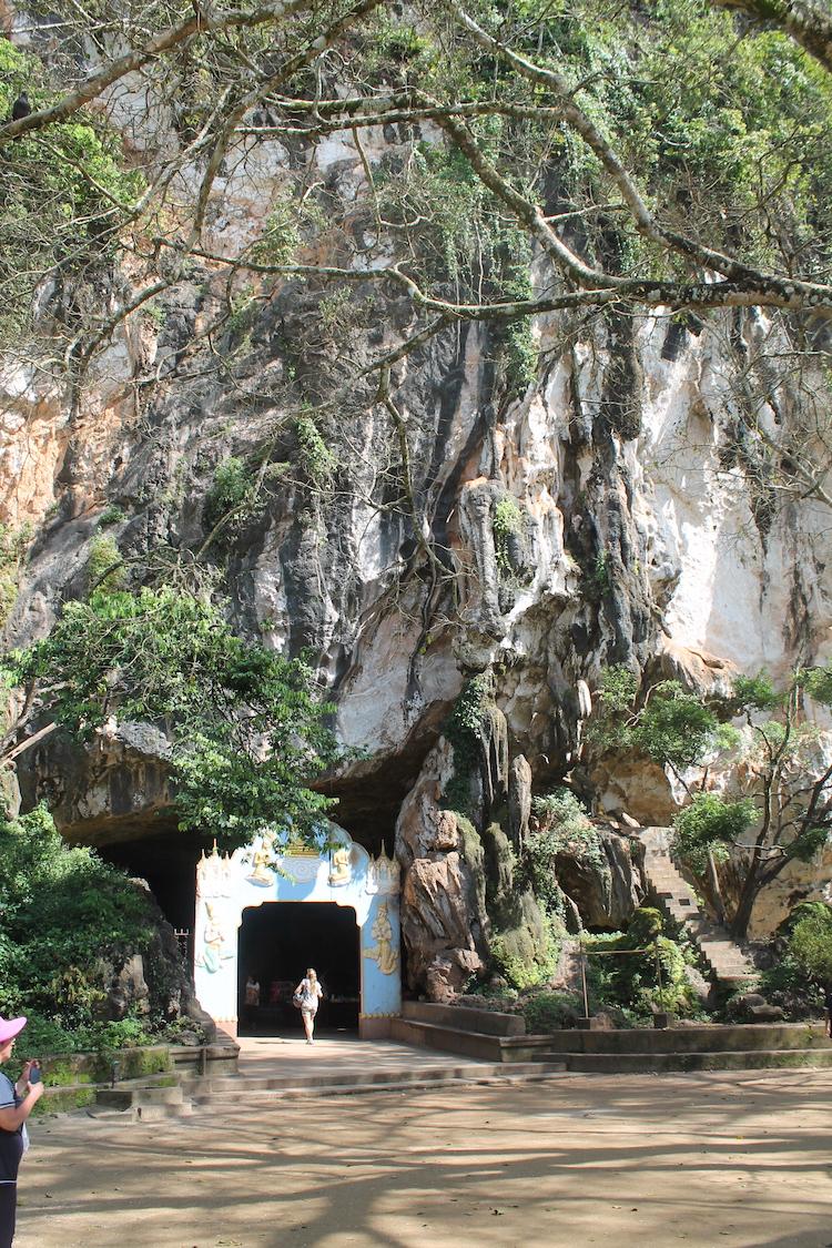 Eingang zum Suwan-Khuha-Tempel
