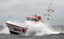 DGzRS suchte drei Menschen in der Ostsee