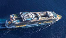 Tödlicher Unfall auf der Harmony of the Seas