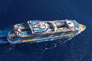 Das Musical Grease wird auf der Harmony of the Seas gespielt / © MSC Kreuzfahrten