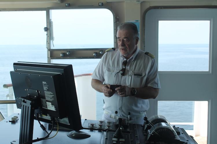 Kapitän der Mein Schiff 1 Rolf Noack