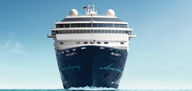 Mein Schiff 1 tritt ihre letzte Reise im Februar 2018 an bevor sie zu Thomson Cruises wechselt / © TUI Cruises