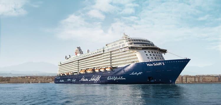 Mein Schiff 3 - TUI Cruises Neubau 2014 / © TUI Cruises