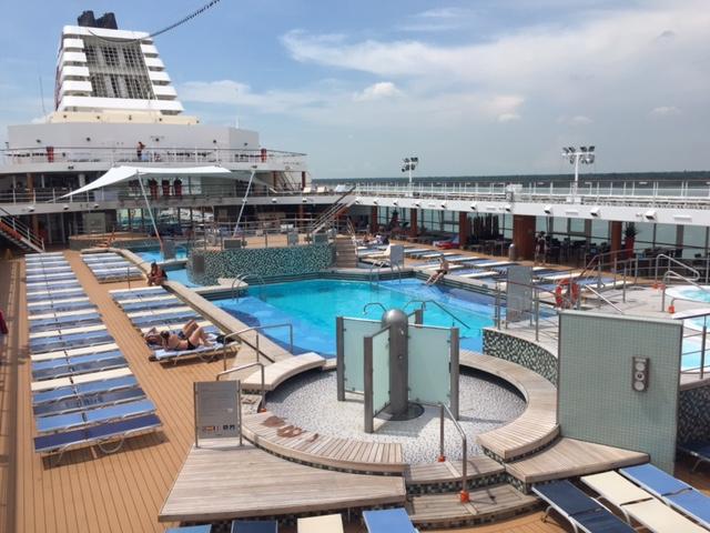 Mein Schiff - Mein Pool