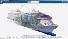 Meyer Werft: Neue Schiffsbau-Software für Kreuzfahrtschiffe
