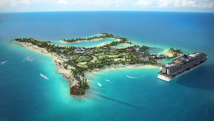 Ocean Cay MSC Marine Reserve / © MSC Cruises