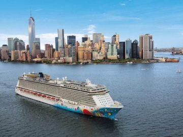 Ab Juli 2016: Hochgeschwindigkeits-Internet an Bord der Norwegian Cruise Line Kreuzfahrtschiffe / © Norwegian Cruise Line