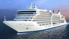Silver Muse auf Kiel gelegt auf der Fincantieri Werft