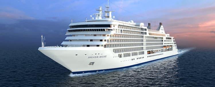 Silver Muse / © Silversea Cruises