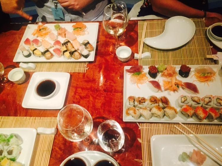 Sushi noch und nöcher