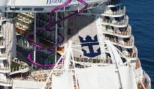 Ultimate Abyss: Längste Rutsche auf der Harmony of the Seas