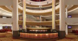 Bar im Atrium der Genting Dream / © Dream Cruises (Genting)