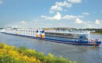 1A Vista Reisen chartert MS Flamenco für Donaudelta-Fahrten