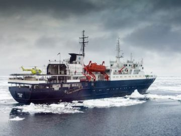 MV Ortelius bereist das Rossmeer / © Oceanwide Expeditions
