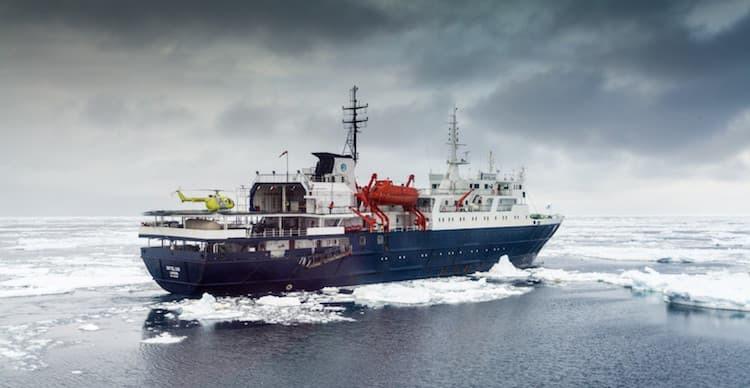MV Ortelius bereist das Rossmeer / © Oceanwide Expeditions