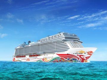 Norwegian Joy - das Kreuzfahrtschiff für den chinesischen Markt / © Norwegian Cruise Line