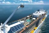 Emsüberführung der Ovation of the Seas im März 2016 / © Royal Caribbean