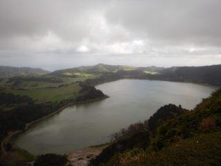Azoren - Blick vom Pico do Ferro
